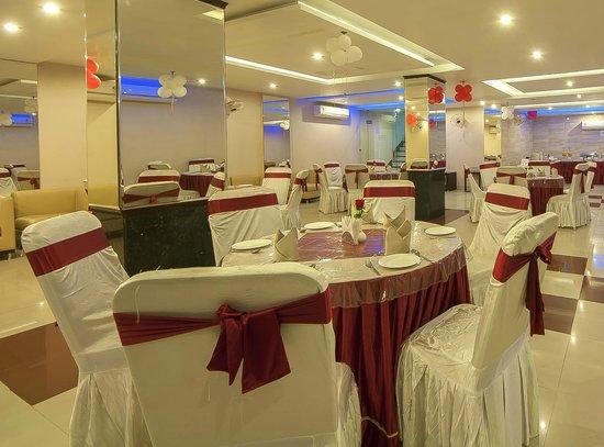โฮเต็ล อินเตอร์ซิตี้: Restaurant