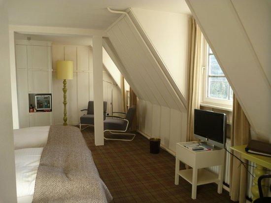 Das Kranzbach: Mary-Portman-House: Zimmer Nr. 82