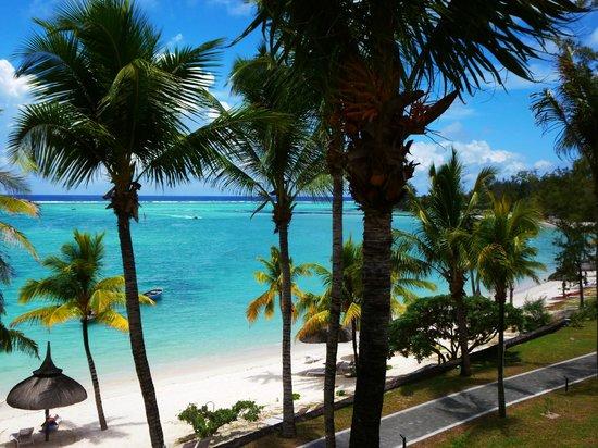 Ambre Mauritius: vista dalla camera