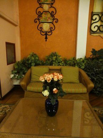 Hotel Patio Andaluz : Seating area