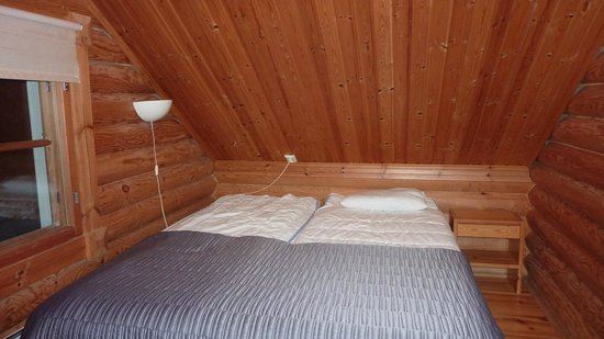 Pyha, Finnland: Upstairs bedroom 4* Cabin