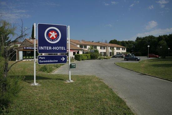 Hotel du Parc Euromedecine : Extérieur