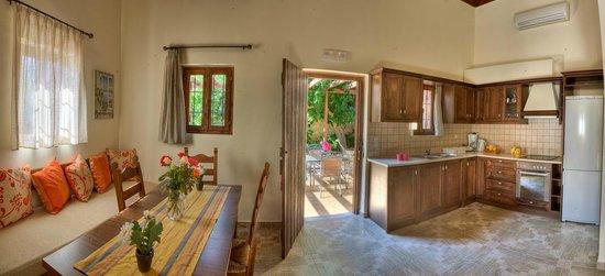 Douliana Villas: interior