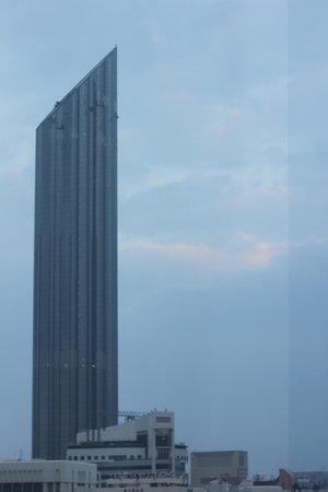 Cristal Hotel Abu Dhabi : Номер на 14 этаже