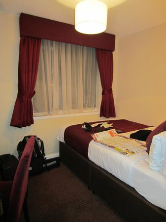 Mabledon Court Hotel : Camera