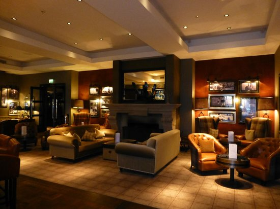 Cameron House Lodges: Great Scots Bar