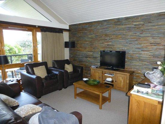 Cameron House Lodges: Lounge