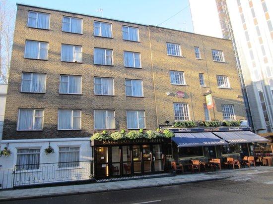 Mabledon Court Hotel: L'Hotel dall'esterno