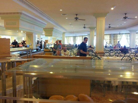 ClubHotel Riu Vistamar: Från matsalen