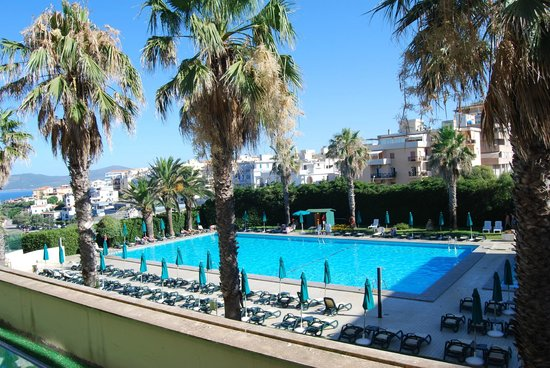 Carlos V Hotel: Piscina
