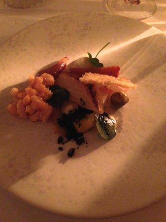 Restaurant FortyOne : Shrimp etc