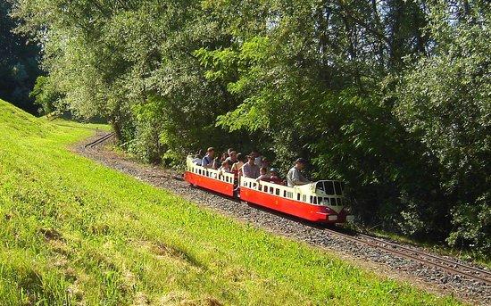 Train Touristique de Anse : Voie de 38