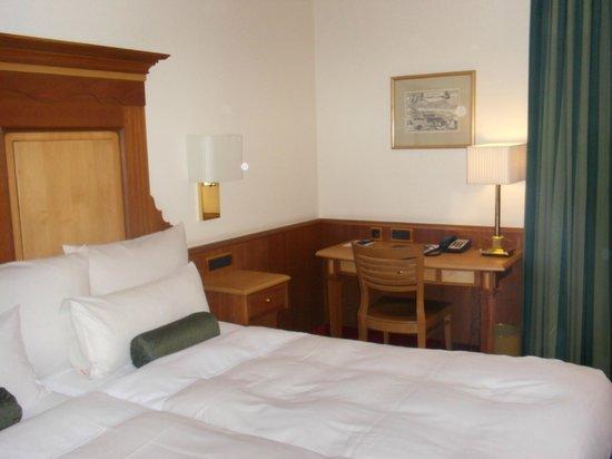 Platzl Hotel: Bedroom