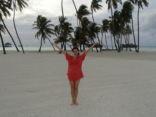 Gili Lankanfushi Maldives : На пляже.