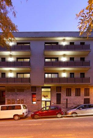 Castro Exclusive Residences Sant Pau : Frontage