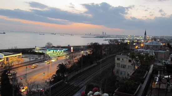 Deniz Houses: view