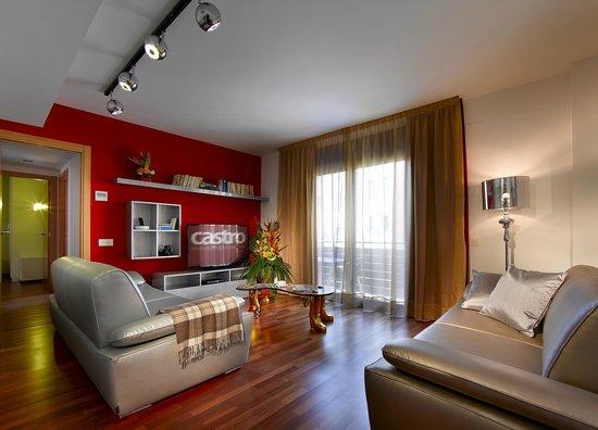 Castro Exclusive Residences Sant Pau : Apartment