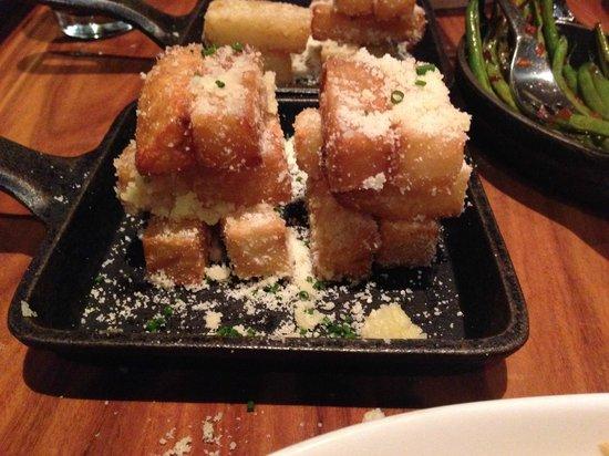 STK Midtown: Parmesan Truffle Fries