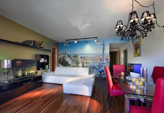 Castro Exclusive Residences Sant Pau: Apartment