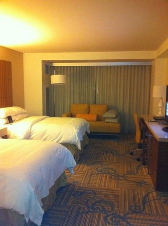 JW Marriott Los Angeles L.A. LIVE : 室内