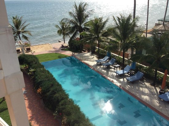 Grace Boutique Resort: The view from the balcony