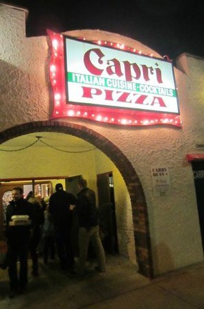Capri Restaurant and Pizza