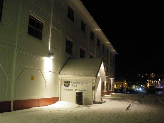 Scandic Bryggen: Ingresso dell'hotel