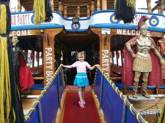 Kahya Resort & Aqua: На экскурсии