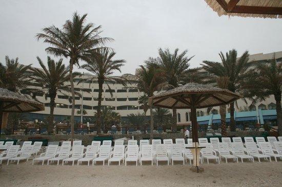 Grand Hotel Sharjah : Вид на отель