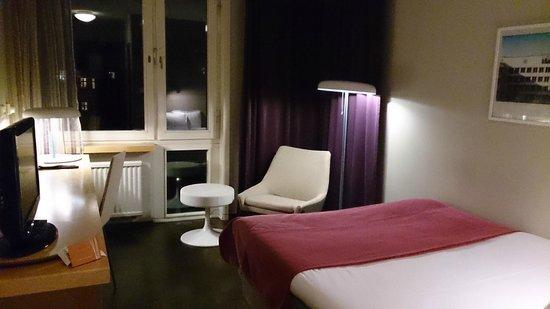 Hotel Birger Jarl: God design