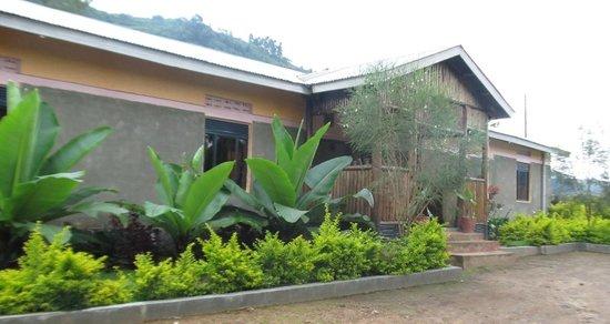 Nshongi Gorilla Resort : Reception