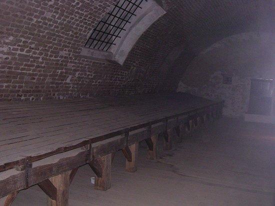Spilberk Castle : Cella
