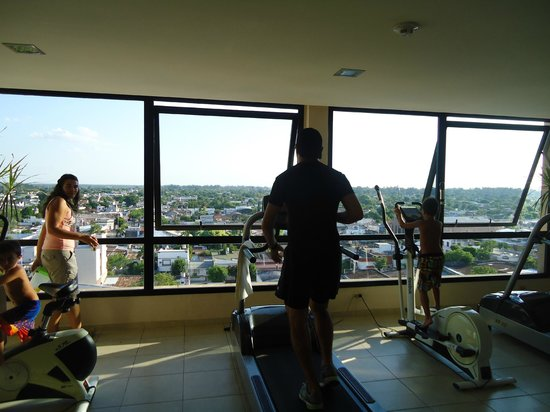 Condado Hotel Casino Goya: Gym