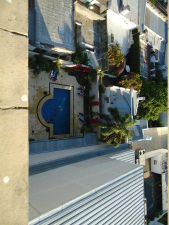 Condado Hotel Casino Goya: vista desde el gym