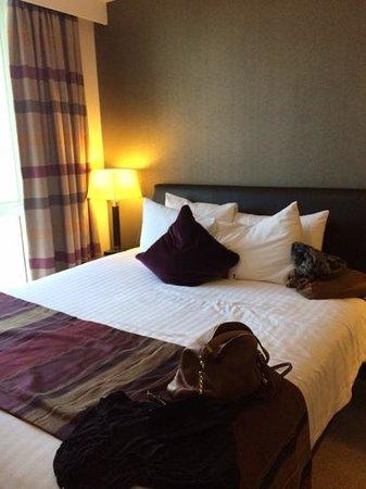 Staybridge Suites London-Stratford City: bedroom