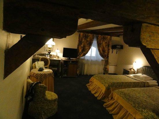 Hotel Gutenbergs: номер 108