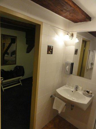 Hotel Gutenbergs : ванная
