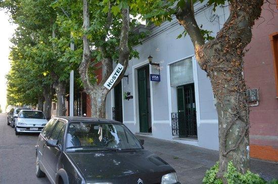 Che Lagarto Hostel Colonia : Hostel