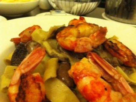 InterContinental Mendoza: Delicioso jantar