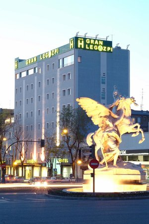 Photo of Hotel Gran Legazpi Madrid