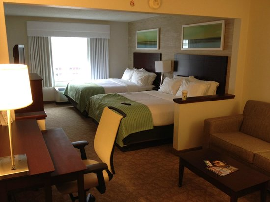 Holiday Inn BWI Airport: beds