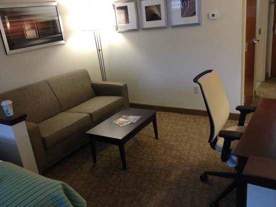 Holiday Inn BWI Airport: sitting area