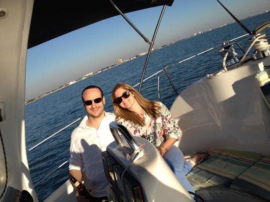 Magic Wind Adventure Sailing: Magical!