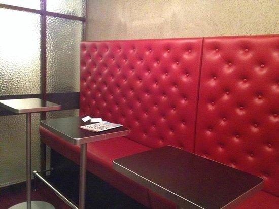 Hostel 64 Osaka: Lounge