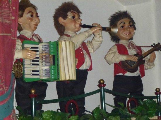 Hotel Schneider : Hotel Apres Ski Bar Band!