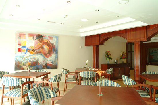 Hotel Gran Legazpi: Business Center