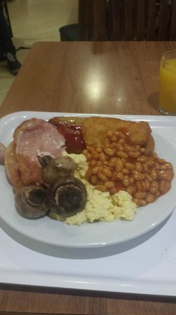 Ibis London Wembley: The lovel English Breakfast
