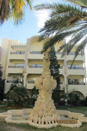 Hotel Paradis Palace : Отель.
