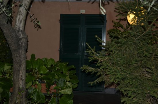 "Villa Clelia Bed and Breakfast : Entrata della camera ""grecale"""