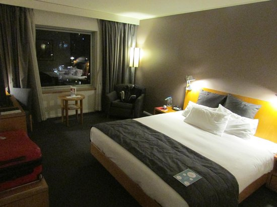 Novotel Sydney Darling Square (formerly Novotel Sydney Rockford Darling Harbour): Habitación